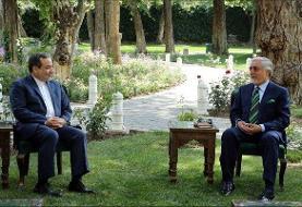 عراقچی با عبدالله عبدالله دیدار کرد