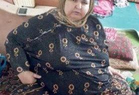 ماجرای عجیب فوت و کفن و دفن زن ۳۶۰ کیلویی | سردخانه جسد لیلا را قبول ...