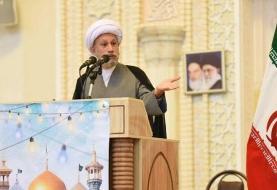 امام جمعه شیراز: اساس ارتباط ایران و چین منطبق با دستورات قرآن است