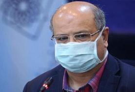 تهران در وضعیت کاملا بحرانی | درخواست زالی برای اعمال محدودیتهای یک ...