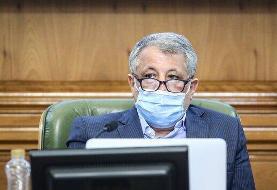 محسن هاشمی:نظر شورای شهر تعطیلی کامل تهران است