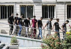 اجرای طرح پاکسازی و ایمن سازی محلات/ دستگیر ۱۳ اوباش و ۲۹ سارق