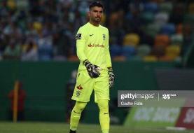 شکست ماریتیمو با عابدزاده در هفته اول لیگ پرتغال