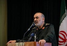 پیام تسلیت فرمانده کل سپاه در پی وقوع انفجار در بندر بیروت