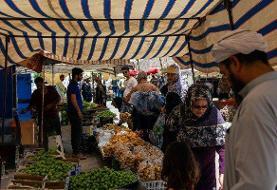 کرونا   ۲ بازار سنتی مازندران به صورت مشروط اجازه فعالیت گرفتند
