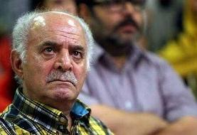 سیروس گرجستانی، بازیگر سینما و تلویزیون، درگذشت