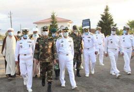 نیروی دریایی ارتش رزمندگانی مسئولیت پذیر تربیت کرده است
