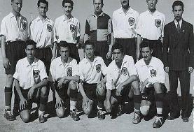 (عکس) وقتی سیروس گرجستانی فوتبالیست حرفه ای بود