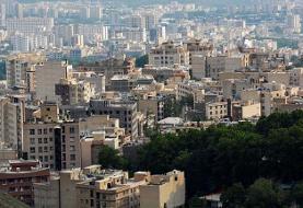 در کمتر از دو سال قیمت خانه در تهران ۱۲۱ درصد گران شد