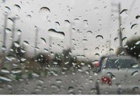 رگبارهای پراکنده باران در ۱۲ استان ادامه دارد