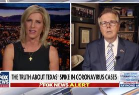 Texas Lt. Gov. blasts Fauci as state coronavirus cases rise: 'I don't need his advice'