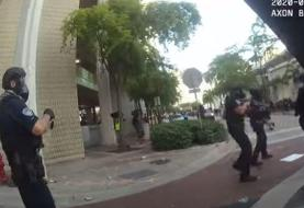 Black Lives Matter: Florida police officers laugh and brag on video about shooting rubber ...