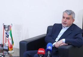 صالحی امیری: سجادی قطعا در نشست دادگاه عالی ورزش شرکت می کند