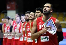 شروع اردوی تیم ملی بسکتبال از ۲۳ آبان