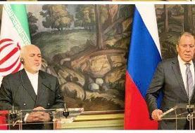 ظریف: پروژههای مشترک  ایران و روسیه علیرغم فشارهای خارجی، به پیش میرود