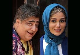 شفیعیجم و رز رضوی بازیگران جدید فیلم خاچیکیان