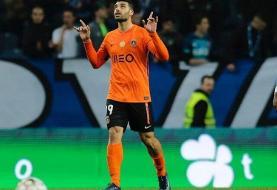واکنش مهدی طارمی به اتمام لیگ پرتغال