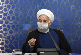 هدف اصلی جنگ فرسایشی اقتصادی دشمن علیه ایران به روایت روحانی