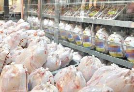 ۲۸۰۰ تن مرغ منجمد ویژه طرح تنظیم بازار توزیع میشود