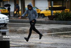 هشدار هواشناسی نسبت به کاهش ۴ تا ۷ درجه ای دما در برخی استانهای کشور