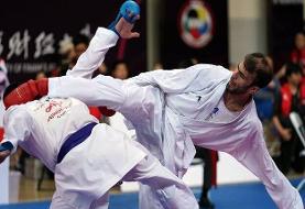 لغو مراسم اختتامیه لیگهای کاراته بدلیل شرایط قرمز تهران