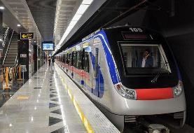 مکانیابی ایستگاههای جدید مترو در شرق تهران | احداث ایستگاه در تقاطع بزرگراه باقری با دماوند، ...