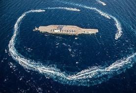 رزمایش سپاه در خلیج فارس؛ از شلیک موشک بالستیک تا آمادهباش نیروهای آمریکایی