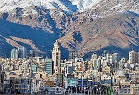 افزایش ۱۱۰ درصدی قیمت مسکن در تهران نسبت به سال گذشته