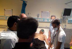 استانداری کرمانشاه: حال ۲ نفر از مصدومان حادثه معدن گیلانغرب نامساعد است
