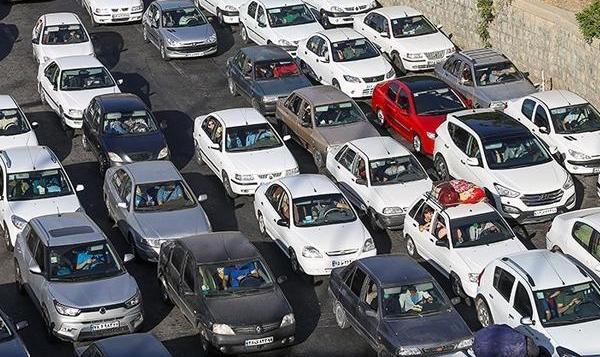 ثبت بیشترین تردد در آزادراه کرج – تهران