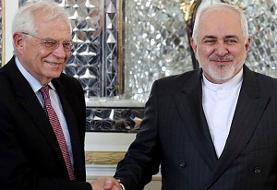 درخواست ایران برای فعال شدن مکانیسم ماشه برجام