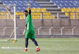 بیرانوند میتواند تا پایان فصل در پرسپولیس بازی کند