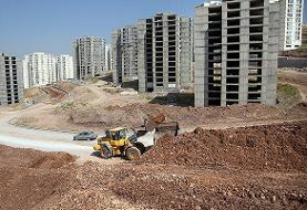 پایان ساخت ۴۰۰ هزار واحد مسکونی طرح اقدام ملی مسکن تا سال آینده