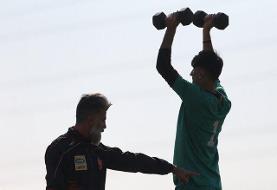 بیرانوند میتواند تا آخر فصل برای پرسپولیس بازی کند