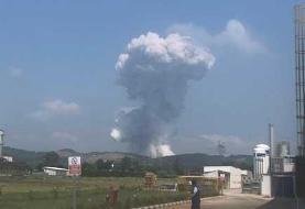 انفجار بمب در جنوب شرق ترکیه ۲ کشته و ۸ زخمی برجا گذاشت+فیلم