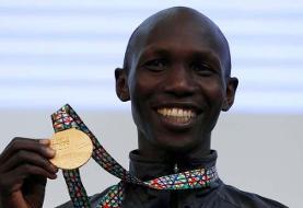 محرومیت سنگین قهرمان المپیک