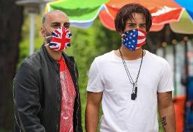 نخستین تصویر از بازیگران «گشت ارشاد ۳» با ماسکهای خاص