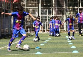 مدارس فوتبال در کدام شهرها اجازه فعالیت دارند؟