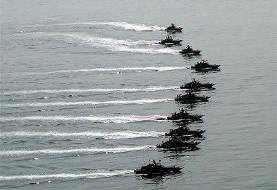 دائماً آمریکاییها را در خلیج فارس رصد میکنیم | پاسخ قاطعی به هرگونه تجاوز میدهیم