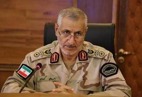 فرمانده مرزبانی ناجا: برخی با تظاهر به کولبری، اقدامات خرابکارانه در ...
