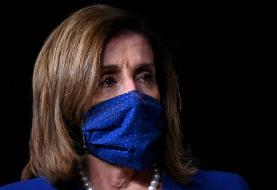 Pelosi says House members who refuse to wear masks will be thrown out