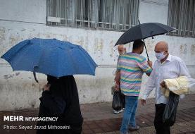 دمای تهران به ۳۸ درجه میرسد/ وزش باد و گرد وخاک در برخی استانها
