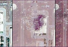 انفجار در سایت هسته ای نطنز بخاطر حمله موشکی و پهپادی بوده است؟