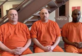 3 Georgia inmates are being praised for rescuing their guard after he fell unconscious and split ...
