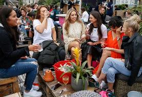 کاهش محدودیتهای کرونا در بریتانیا با بازگشایی رستورانها و میخانهها