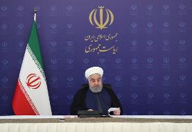 روحانی:خدمات در ادارات و مترو، فقط در صورت زدن ماسک ارائه شود