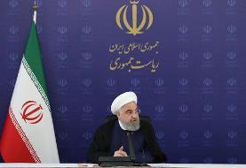 واکنش معنادار روحانی به حملات تند نمایندگان به ظریف در صحن علنی