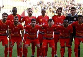 ابتلای ۱۶ عضو تیم فولاد خوزستان به کرونا