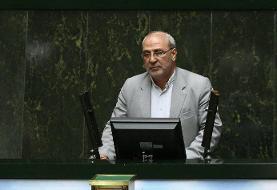 عضو هیات رئیسه مجلس به کرونا مبتلا شد