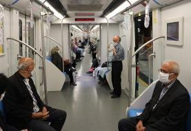 ورود بدون ماسک به ناوگان حمل و نقل عمومی ممنوع
